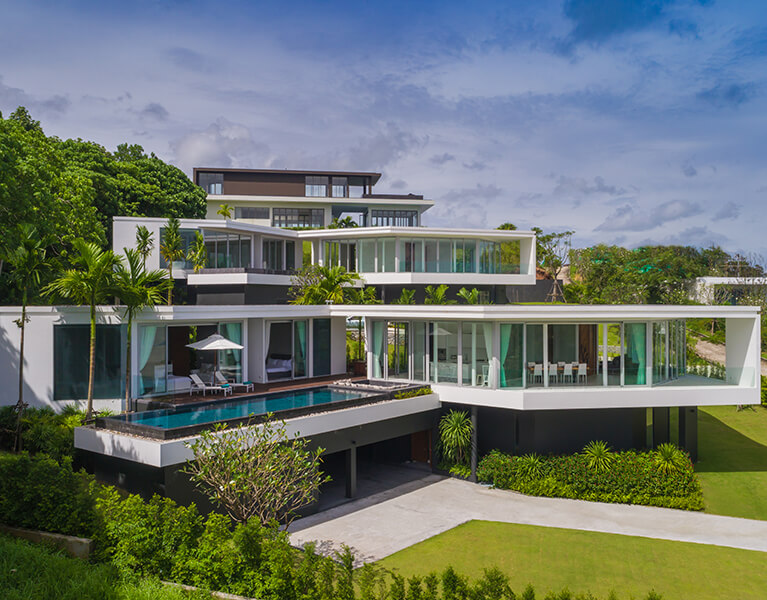 Berapa Tarif Jasa Kontraktor Pembangunan Villa & Resort Mataram, Nusa Tenggara Barat Bergaransi